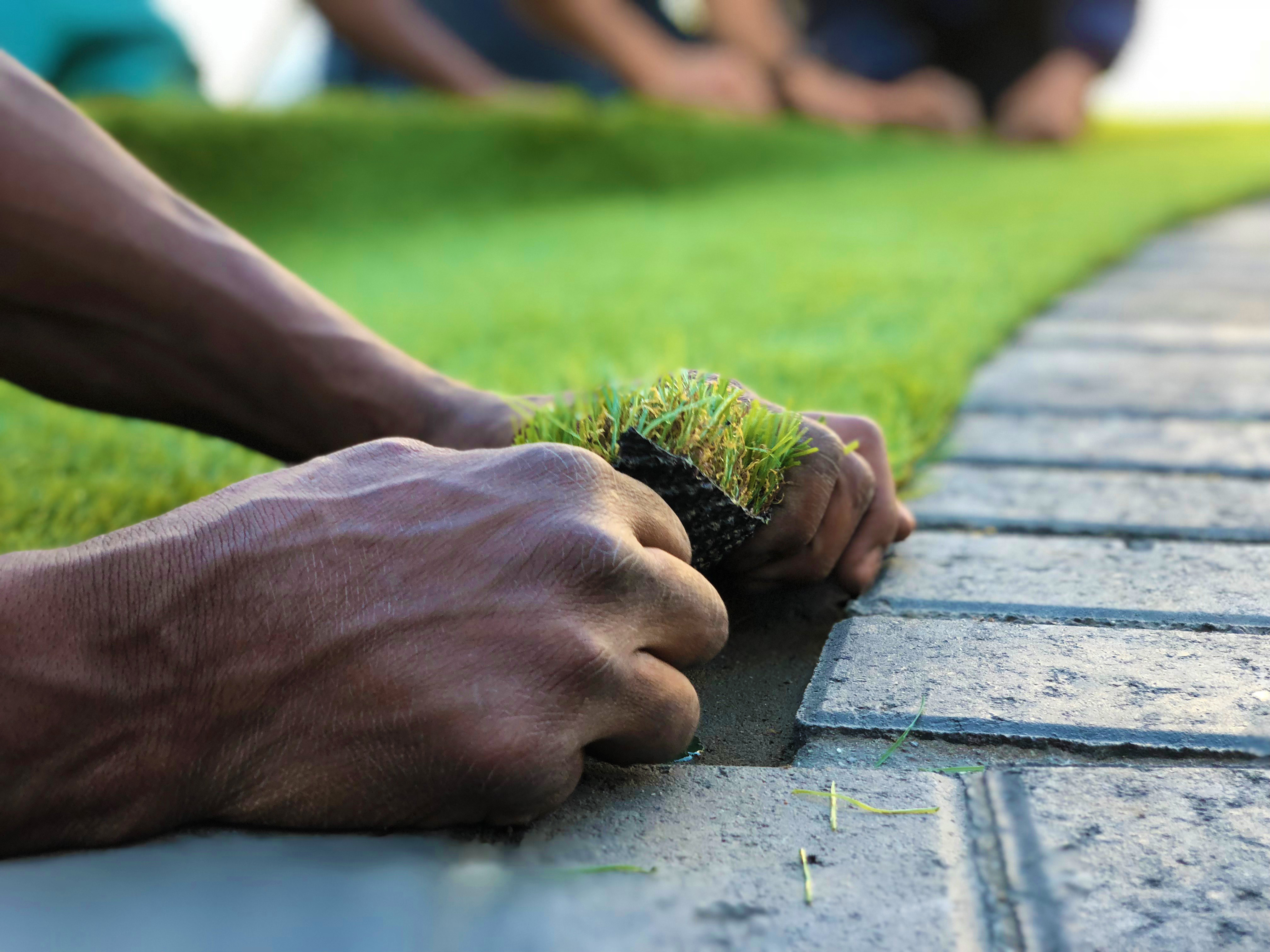 The benefits of synthetic grass